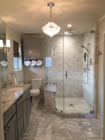 Bathroom Remodel   Dallas Home Renovations  Carrollton TX